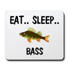 eat sleep bass